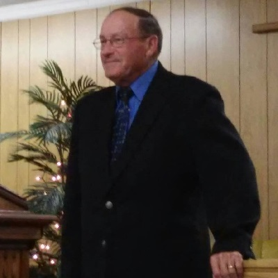 Photo of Pastor Critcher